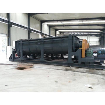 Hollow Blade Drying Machine for Drying Mud