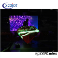Fond de scène DJ Curved LED
