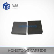 Tungsten Carbide Square Plate Type 60X100X100