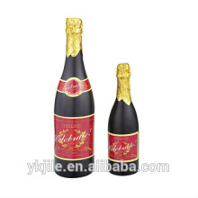 CE genehmigt Champagner Flasche Hochzeit Streamer Party Poppers