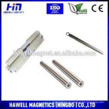 Grelha de separação magnética circular permanente / grelha