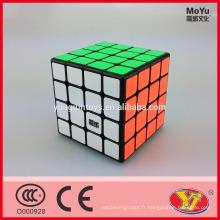 Moyu Mini Aosu 4 couches ABS cube Magic Speed Cube Jouets éducatifs