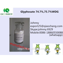Herbicida Glyphosate 41% IPA SL, Glyphosate IPA sal, glifosato 360 sl / arredondamento sal de amónio