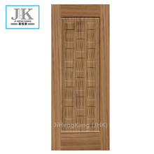 JHK Natural Teak Door Skin Simple Style India