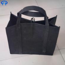 Tas non-woven hitam besar