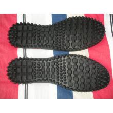 Homens Leisure Sole Driver Sole Sapatos de couro Sole (YXX0)