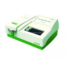 Factory Price Semi-auto Biochemistry Analyzer Touch Screen
