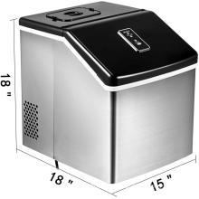 Commercial small automatic ice maker household mini ice cube making machine