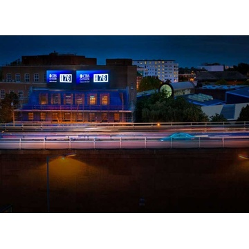 Sabit 6500nits Açık Billboard LED Ekran