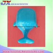 China Fabricación rápida del prototipo de SLA / SLS / CNC del caso pintado