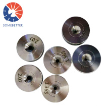Pcd Hole Size Mm Drawng Yg6/yg8 Dies/wire Mould/diamond China Manufacturer Tungsten Carbide Extrusion Dies Wire Drawing Die
