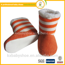 OEM ODM Custom winter Soft leather baby snow shoes boots wholesale