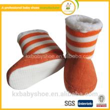 OEM ODM Custom inverno macio couro bebê sapato botas sapatos atacado
