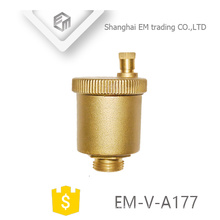EM-V-A177 Válvula de ventilación de descarga de aire automática de latón