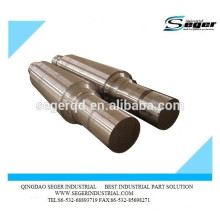 Forjamento de alta qualidade da manivela / eixo de eixo de aço forjado