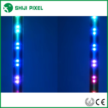 64LEDs 500mm/1000mm DMX 3D led pixel meteor starfall tube light