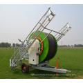irrigation par enrouleur de tuyau à turbine