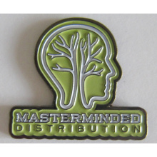 Personalized Metal Soft Enamel Badge in Quick Delivery Time (badge-175)