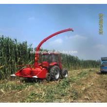 machine agricole Gear drive récolte de fourrage de haute qualité