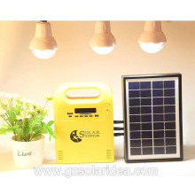Complete Solar Powered LED Lighting Kits