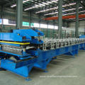 Metal cold roll forming machine design