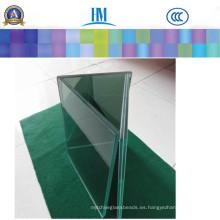 Vidrio flotante coloreado / claro / vidrio laminado templado
