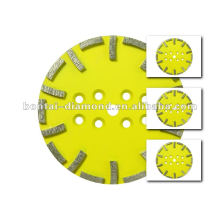 Concrete grinding wheel in ten inch