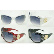 Diamond Decoration Fashionable Hot Selling Sunglasses (MS13051)
