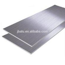 Folha de liga de alumínio para panela de canto redondo / Non-Stick Baking Bandeja