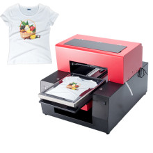 Hochwertige Stoff T Shirt Druckmaschine