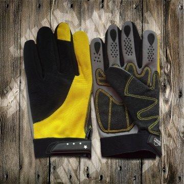 Work Glove-Working Glove-Safety Glove-Protected Glove-Labor Glove-Mechanic Glove