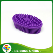 Silicone Shower Soft Baby Bath Brush