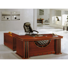 Classical Wooden furniture set executive office desk decoration 04