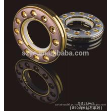 Barramento quente de muitas cores Janela de plástico Curtain eyeletr ring