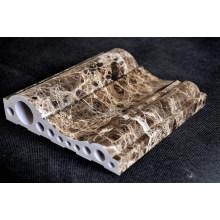 PVC Künstliche Marmorlinie