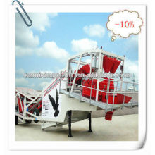 YHZS50 mobile Concrete Batching Plant mixing plants