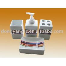 4 шт. отель керамические аксессуары для ванной , аксессуары для ванной комнаты фарфора