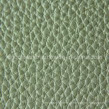 Couro de móveis anti-hidrólise-pvc (QDL-FV076)