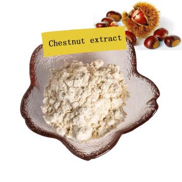 Заводская поставка экстракт Castanea mollissima / порошок экстракта ядра каштана 10: 1