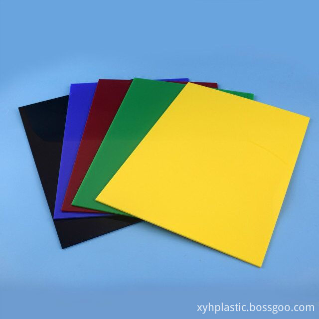 acrylic PMMA sheet 1