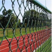 Chain Link Zaun In Iron Wire Mesh