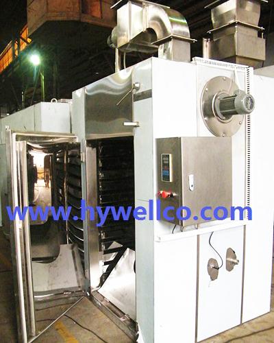 Medicine Granule Drying Machine