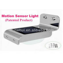 Good Quality Solar Sound Sensor LED Door Light With CE, ROHS and IP65