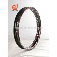 utilizan motos de ruedas de aleación de aluminio para ventas tipo WM