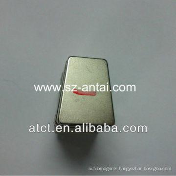 thin plate magnets/neodymium N42 magnets