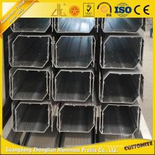 Perfil extrudado alumínio da janela de alumínio da seção grande do OEM
