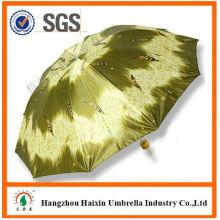 Dernières parapluies usine gros Parasol impression Logo à vendre