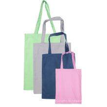 Wiederverwendbare Einkaufstasche aus Baumwolle in Logo-Größe