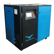 22KW oil-injected Rotary Screw Air Compressor 16bar pressure for laser cutting machine