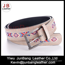 Hot Selling Fashion Ladies Embroiders Belts